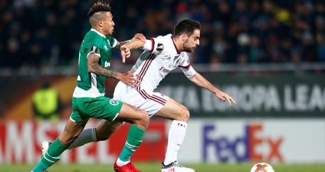 """Ludogorets-Milan 0-3, Bonaventura: """"Sarà difficile anche il ritorno"""""""