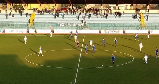 Scarpa affonda il Matera, la Paganese vince 1-0