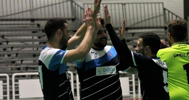 Tabor-Fenix Ischia 2-6, vittoria da secondo posto per gli isolani
