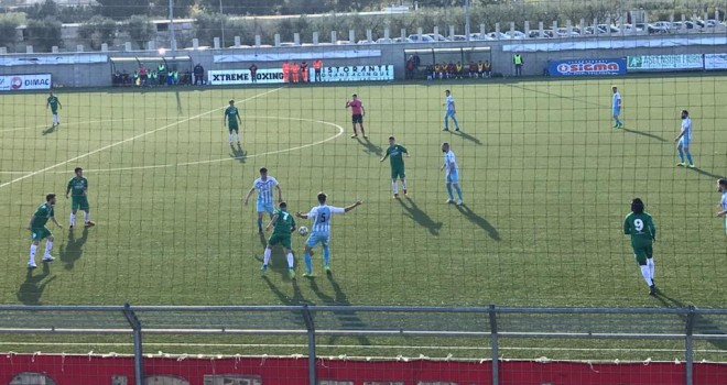 Barletta-Trani 1-1