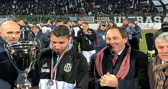 """Gagliano: """"Savoia-Nola? Serata di grande calcio, sono orgoglioso di.."""""""