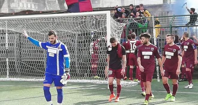 G.S. 1ª Cat. E: S.Marzano tra le più colpite, tre punti al S.Vincenzo