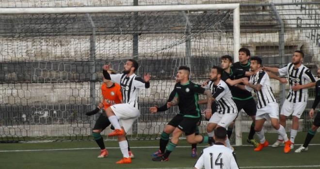Eccellenza B, termina 1-1 l'attesa sfida tra Nola e Castel San Giorgio