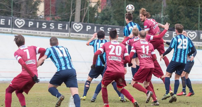 Bustese Milano City: big match a Rezzato, poi la sosta
