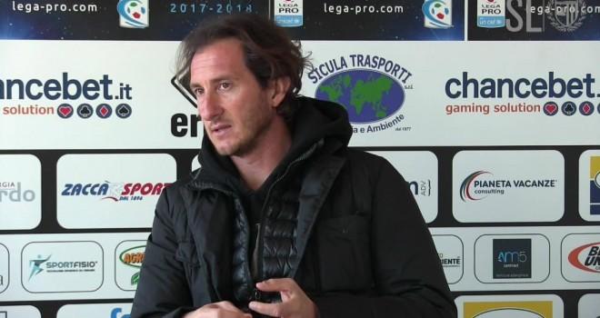 Lecce: Tabanelli ancora a parte. Con la Sicula sarà forfait?