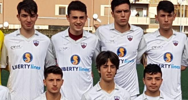 L' Under 17 del Trapani perde 2-1 a Lecce