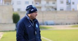 """V. Trani, Pizzulli: """"Savoia grande squadra, domani sarà una finale"""""""