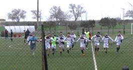 VIDEO - Anche il Ginosa va ko contro lo Sporting Ordona: 3-1 rossoblu