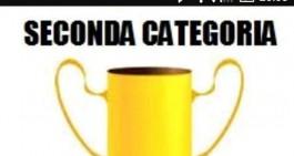 Coppa Seconda Categoria, i sei accoppiamenti della seconda fase