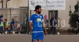 Il San Giorgio batte la J. Circello e riaggancia la zona play-off