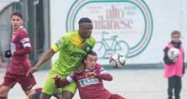 """Bustese Milano City, il Ciliverghe espugna il """"Battaglia"""""""