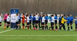 Novara, l'Under 15 femminile vince il derby