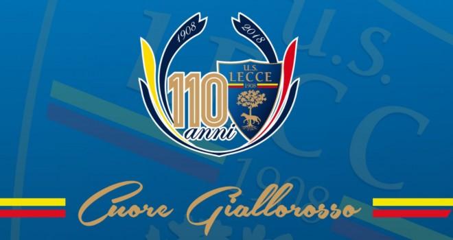 110 anni di Lecce: oggi l'ultimo giorno di festeggiamenti