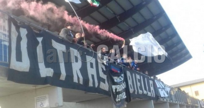 Eccellenza girone A - La Biellese riapre in toto il campionato