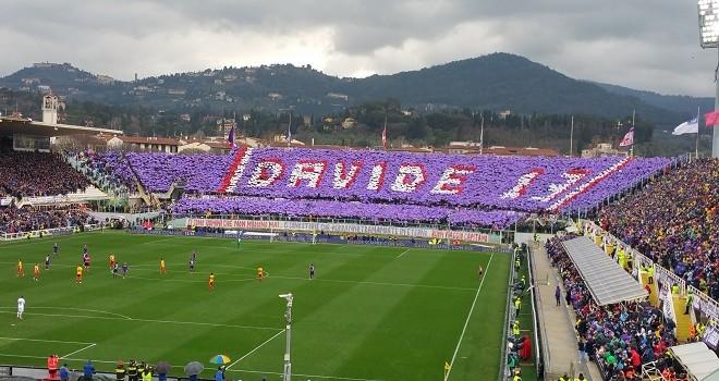 [IAM] - Fiorentina-Benevento 1-0: partita vissuta nel ricordo di Astori