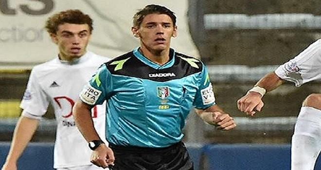 Dylan Marin dirige FC Matese - Rieti