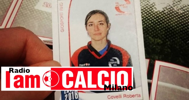 Giosport, Roberta Covelli su Radio IamCALCIO Milano