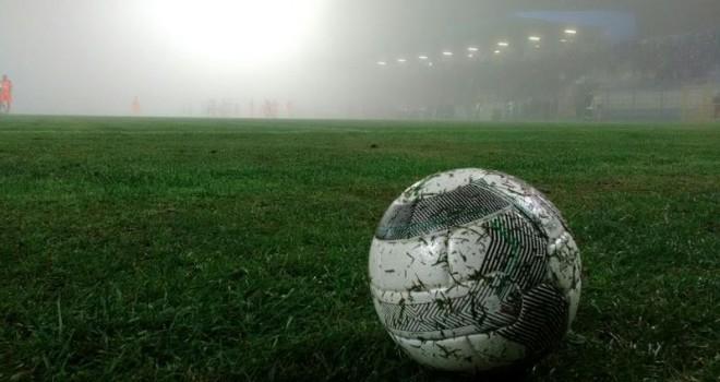 Matera, tutto tace: la nebbia cela l'allenamento e lo stato d'animo