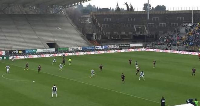 Serie B, il Bari cade 1-0 ad Ascoli