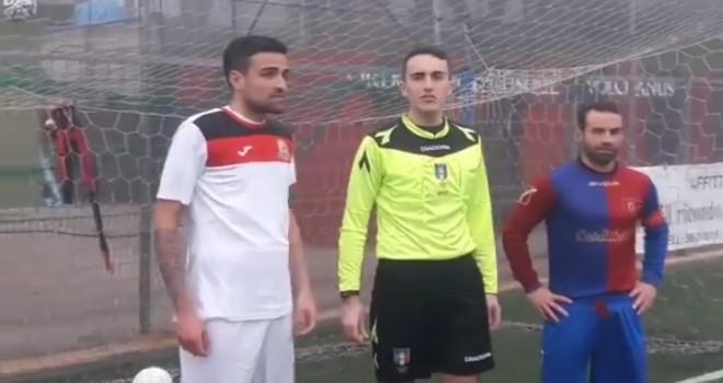 Buccino e Vigor Castellabate si sfidano nel recupero di campionato