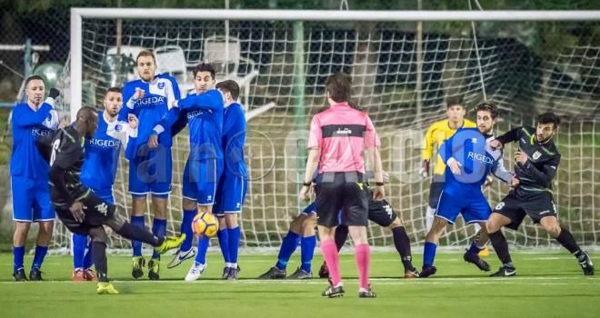 Briga-Dufour, mancano i gol