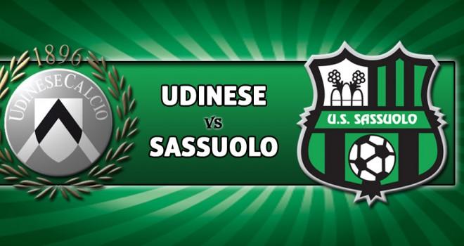 Udinese Sassuolo