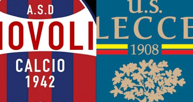 Il Novoli festeggia i 110 anni del Lecce: amichevole con la Berretti