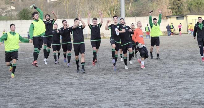 Eclanese - Virtus AV 0-1: il solito Alleruzzo decide il derby