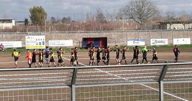 3° Cat/A. Aragonese, Sanciprianese e Casapulla volano ai play off