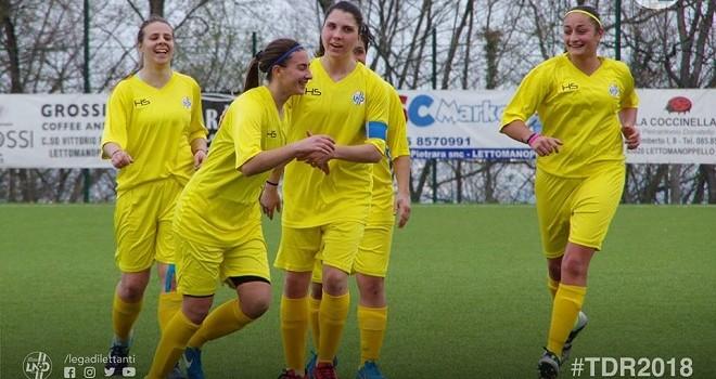 Toscana cinica, le ragazze della Campania vengono sconfitte per 2-0