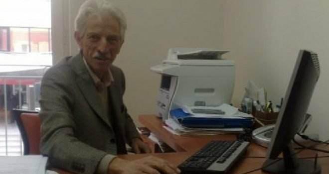 Il Pres. B. Di Donato, Falciano