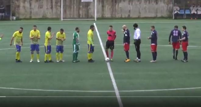 VIDEO - Paolisi 2000 in finale di Coppa: Edilmer Cardito superato 1-0