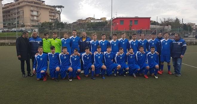 Campania-Sardegna 1-0, al TdR inizio positivo per i Giovanissimi