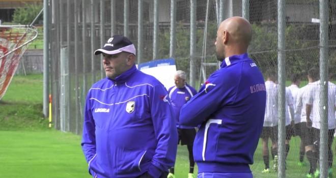 """Novara-Palermo 2-2, Marchetto: """"Grande reazione, il Novara ha qualità"""""""