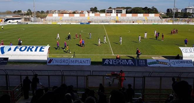 Team Altamura-Pomigliano 2-1: decide D'Anna allo scadere