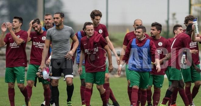 Eccellenza girone A - L'Alicese fa il botto a Trino