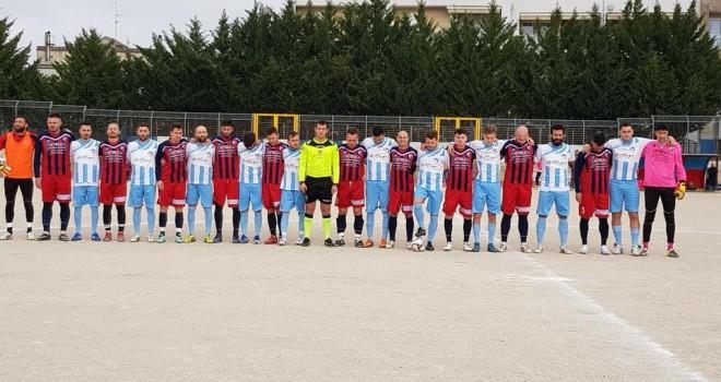 A. Acquaviva – Soccer Modugno 2-1, vittoria di misura dei rossoblù