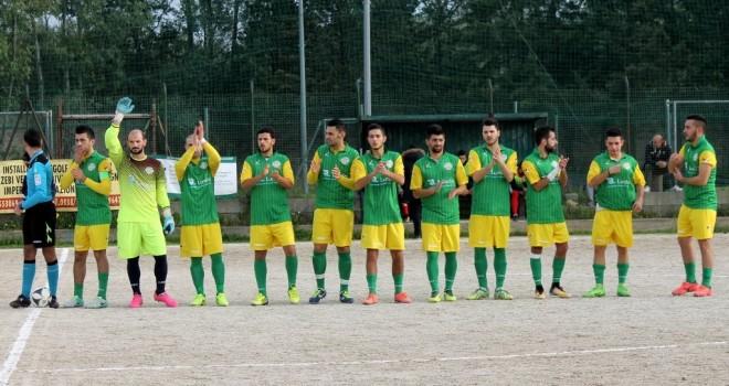 Seclì Calcio, ph. Finamore