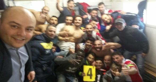 L'Atletico San Valentino batte il Vietriraito: zona playoff nel mirino