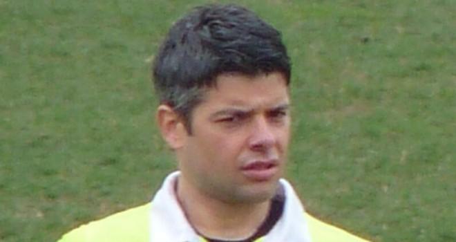 Giosuè Mauro D' Apice arbitro