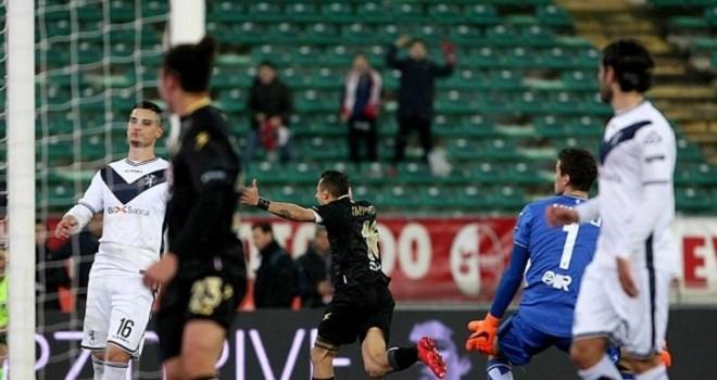 Brescia, contro il Bari arriva una pesante sconfitta