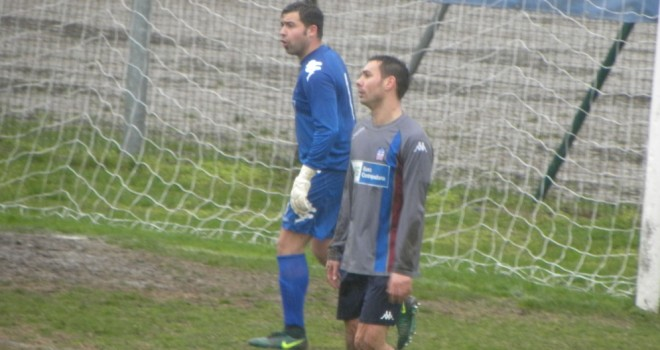 Sancolombano-Accademia Pavese 0-1, blaugrana generosi ma sconfitti