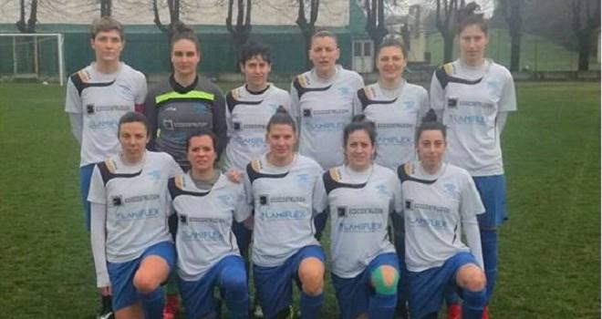 Serie C, il Chiari Women rifila 8 gol alla Villa Cortese