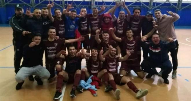 Acerrana FC, vittoria con la Del Monaco e salvezza diretta