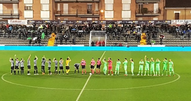 Alessandria-Giana Erminio 2-2, il tabellino