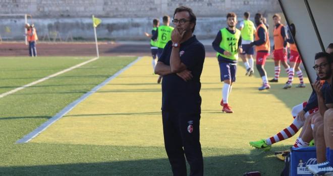 """Molfetta Calcio, mister Giusto: """"Dobbiamo tornare a far punti"""""""