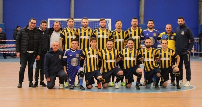 Calcio a 5/C1. Il San Giuseppe è ad un passo dalla Serie B