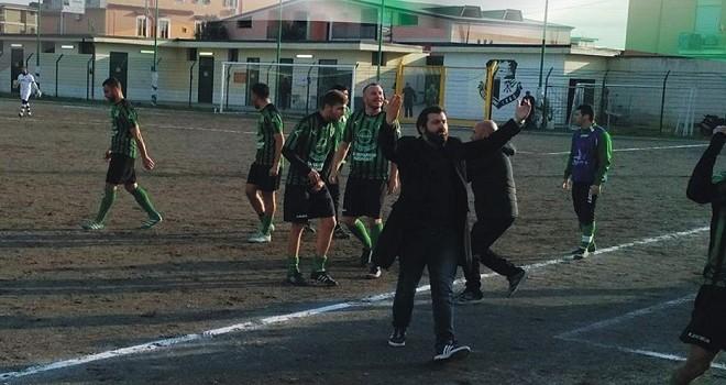 Saviano, prosegue la marcia playoff: battuta 2-1 la Pro San Giorgio
