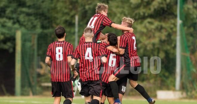 Promozione girone A - L'Omegna ne fa 5, pari indolori in vetta