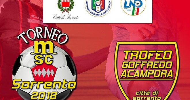 Sorrento si prepara per il Trofeo U17 Acampora: tutti i dettagli
